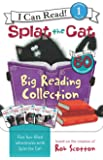 Splat the Cat: Big Reading Collection (I Can Read Level 1)