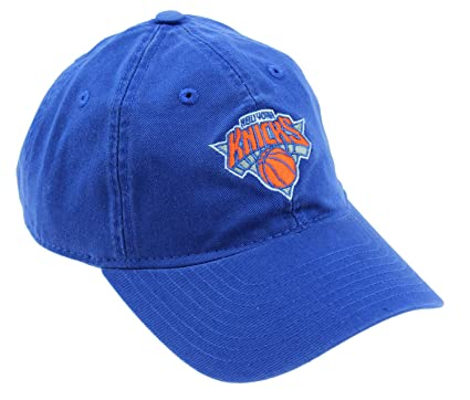ec5331d2a8d Image Unavailable. Image not available for. Color  NBA Women s New York  Knicks Adjustable Slouch Hat