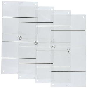 DIV-LG Large Dividers, 16 Pack