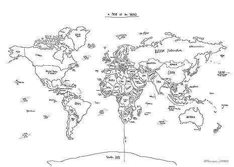 Awesome Maps Impresionante Mapa De Mapas Diseño De