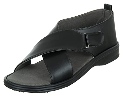 Orthopedic Care Black Footwear/Sandal