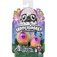 Hatchimals à Collectionner - 6043953 - Pack de 2 Figurines Saison 4 - Modèles Aléatoires