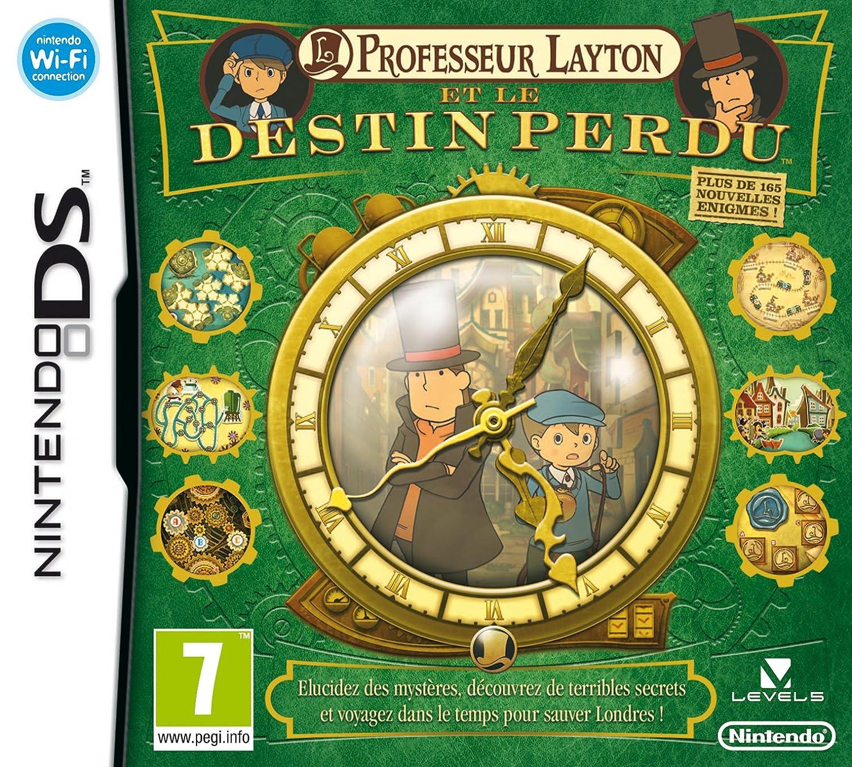 Professeur layton et le Destin Perdu | Nintendo