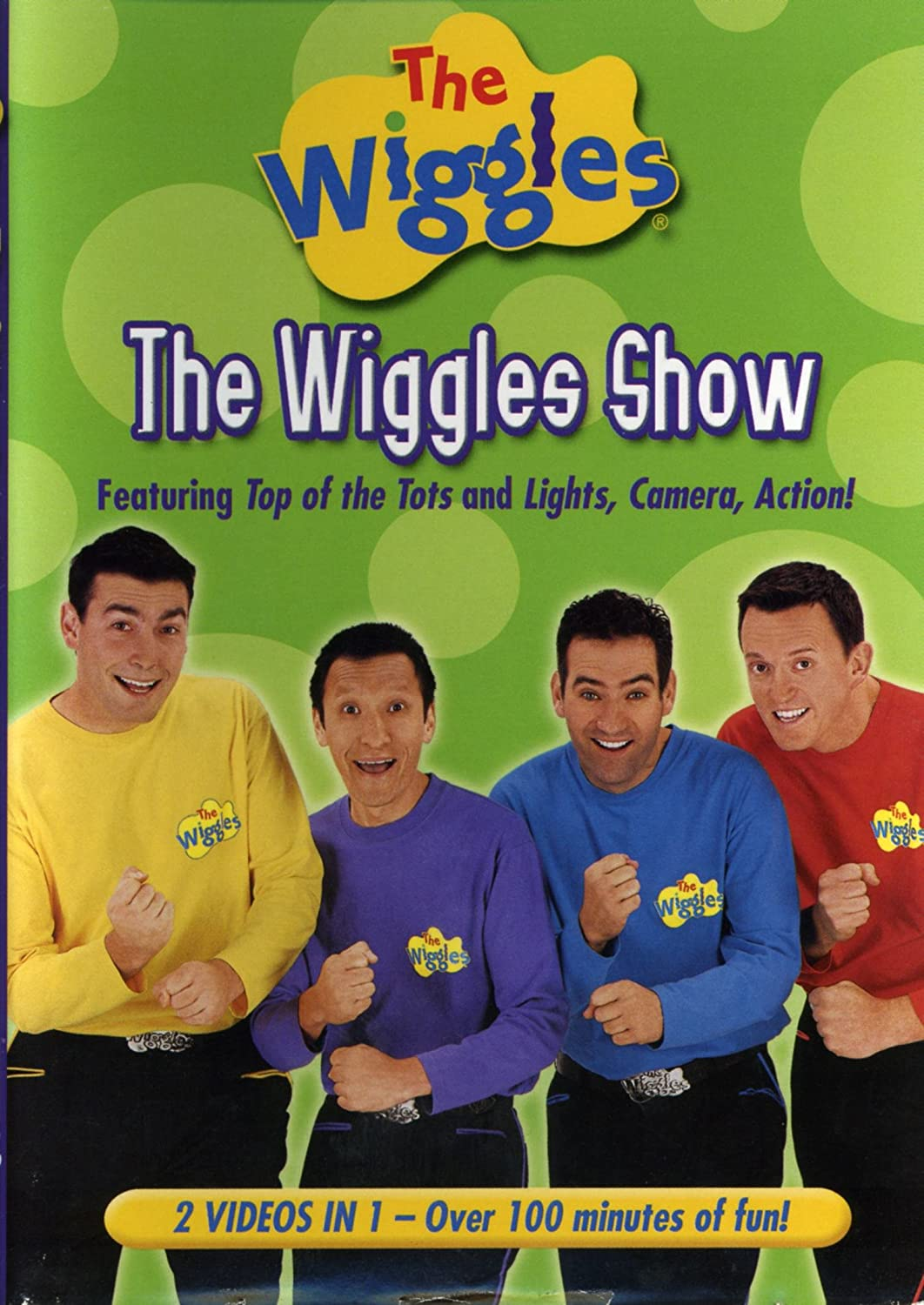 Amazon the wiggles show dvd top of the tots and lights amazon the wiggles show dvd top of the tots and lights camera action murray cook jeff fatt anthony fields greg page movies tv sciox Choice Image