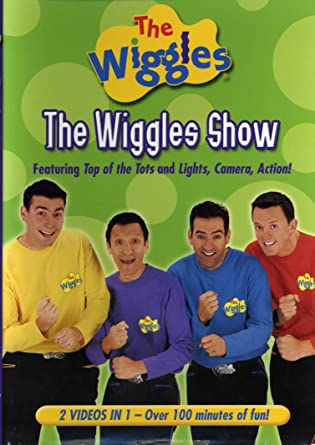 Amazon com: The Wiggles Show [DVD] Top Of The Tots And Lights