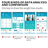 Smart Body Fat Scale Digital - 18