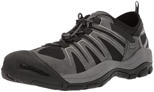 1613c3741e18 Keen Men s McKenzie II-M Hiking Shoe Black Magnet 7 ...