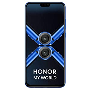 Honor 8X (Blue, 4GB RAM, 64GB Storage): Amazon in: Electronics
