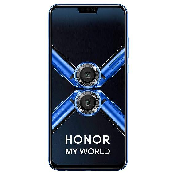 a39659635 Honor 8X (Blue, 4GB RAM, 64GB Storage): Amazon.in: Electronics