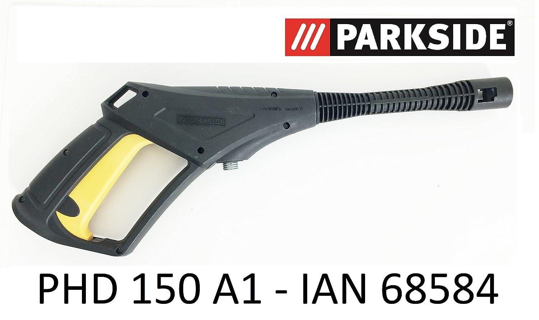 Parkside Hochdruckreiniger Spritzpistole PHD 150 A1 - LIDL IAN 68584 mit Gewindeanschluss und Trigger mit Kindersicherung bis 150 bar
