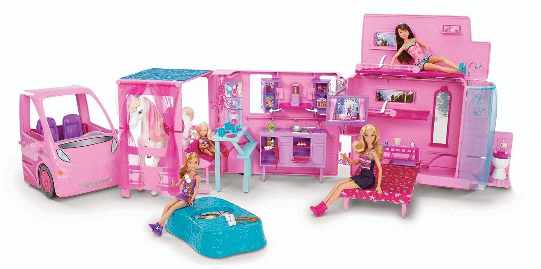 Barbie - Supercaravana Amigas (Mattel X8410)