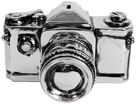 SIL - Hucha, diseño de cámara antigua: Amazon.es: Hogar