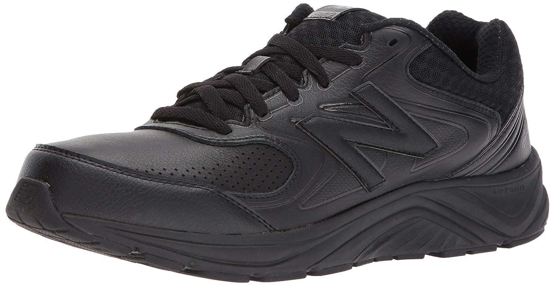New Balance Men's MW840v2 Walking Shoe 15 D(M) US|Black/Black