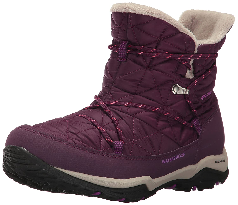 Columbia Women's Loveland Shorty Omni-Heat Snow Boot B01NCMTR96 5.5 B(M) US|Purple Dahlia, Intense Violet