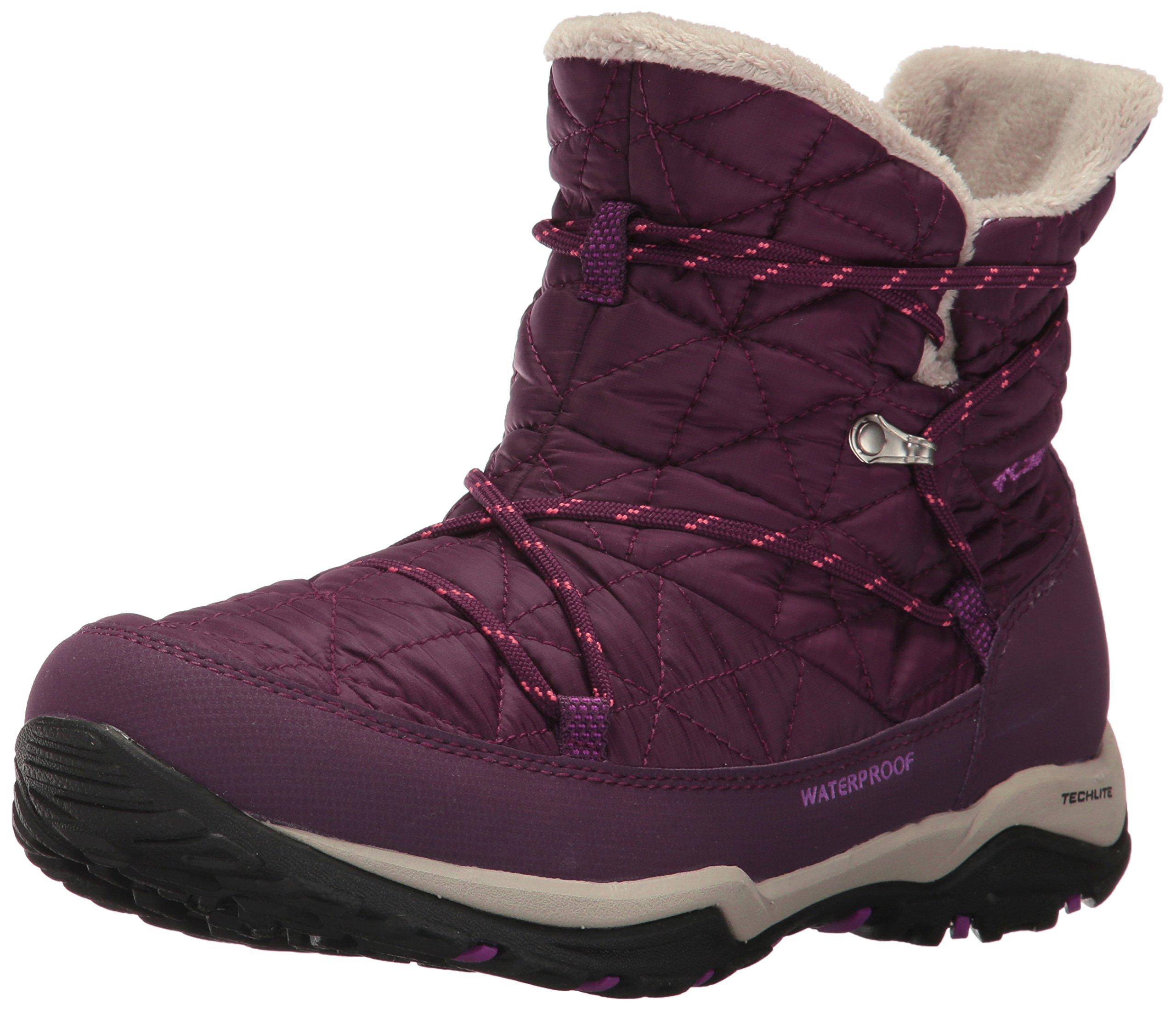 Columbia Women's Loveland Shorty Omni-Heat Snow Boot, Purple Dahlia, Intense Violet, 5.5 B US