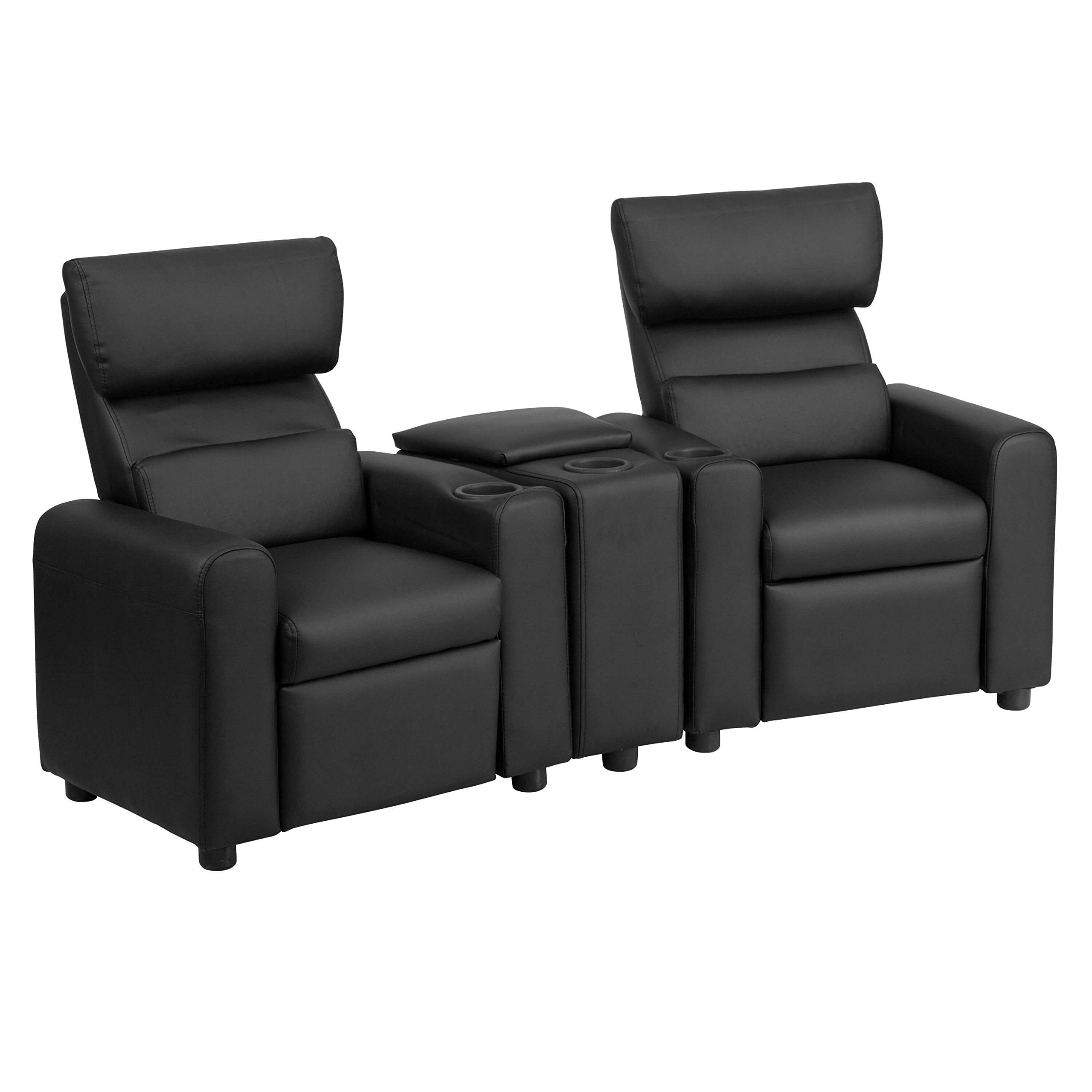 Home Theatre Seating - Garland Media Room Seating by cubicles.com - Home Theatre Seating