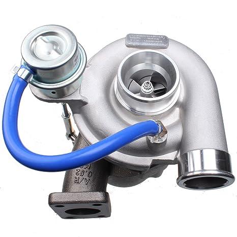 Holdwell Turbo cargador 2674 A209 711736 – 5010S para Perkins RG RS motor 1104 ...