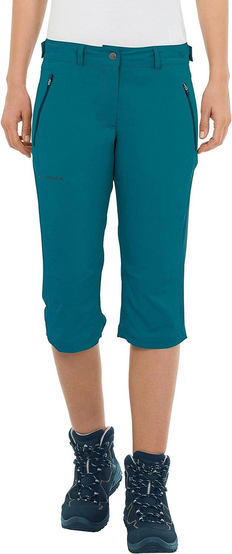 Vaude Hose Womens Farley Stretch Capri Ii Trousers