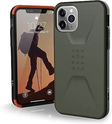 Urban Armor Gear 11170D117272, Smartphone Funda, Talla única, Stealth/Verde Oscuro: Amazon.es: Electrónica