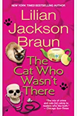 The Cat Who Wasn't There (Cat Who... Book 14) Kindle Edition