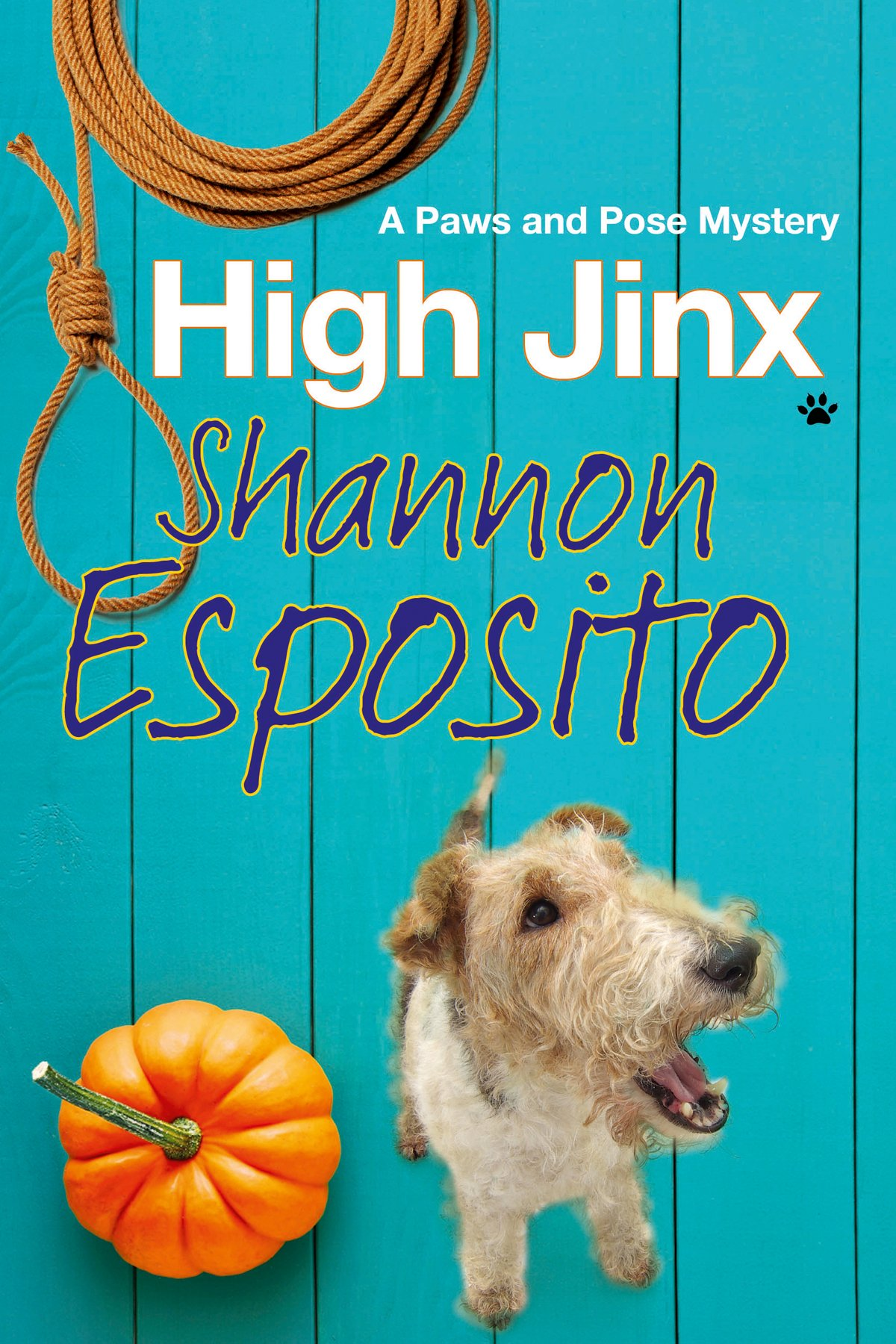 Read Online High Jinx: A dog mystery (A Paws and Pose Mystery) ebook