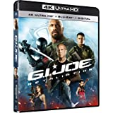 GI Joe Retaliation [4K UHD + Blu-ray + Digital]