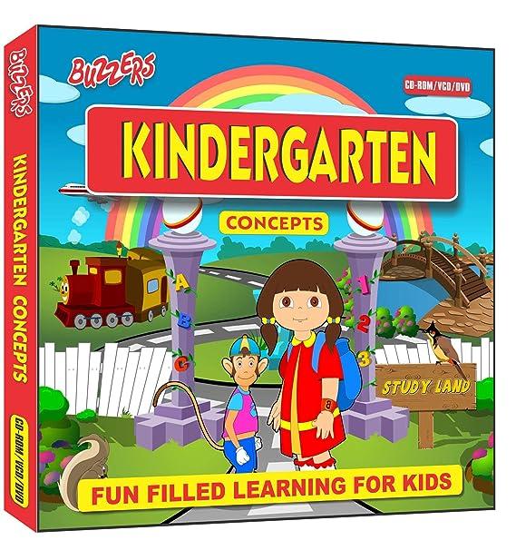 Amazonin Buy Buzzers Kindergarten Concepts Dvd Blu Ray Online At