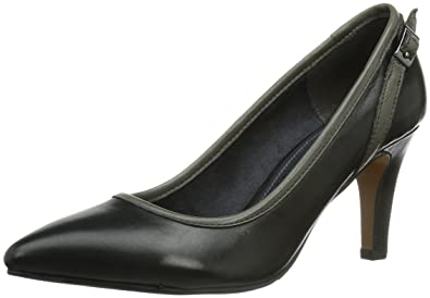 factory price 899ab a22e0 SIR OLIVER by S.Oliver 22410, Womens Court Shoes, Black ...