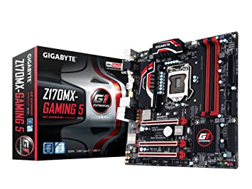 Gigabyte GA-Z170MX-Gaming 5 Placa base para juegos