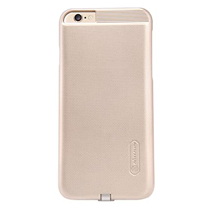 detailed look 02272 fe0b1 iPhone 6 Plus Case, iPhone 6S Plus Case, Nillkin [Magic Case Series] QI  Wireless Charging Receiver Case Back Cover [No Built-in Magnets] for iPhone  6 ...