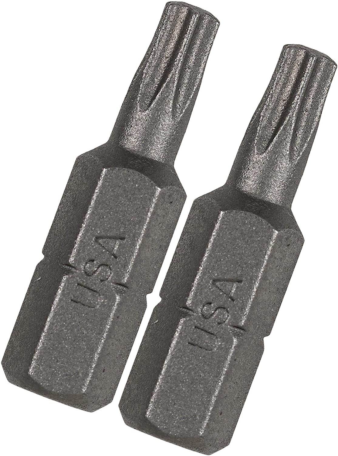 Vermont American 15351 Type Security Torx Size TX9 with 1-Inch Length Extra Hard Screwdriver Bit