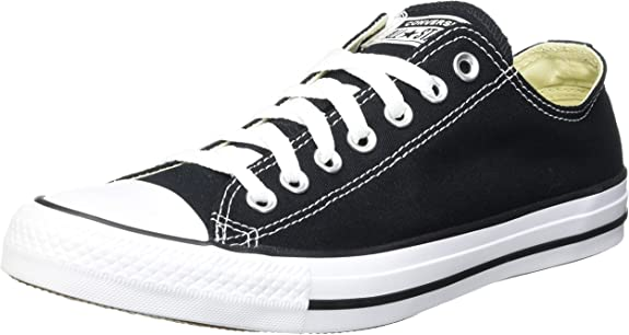 Miedo a morir Cordero Ligadura  Amazon.com | Converse Unisex-Adult Chuck Taylor All Star Low Top  (International Version) | Fashion Sneakers