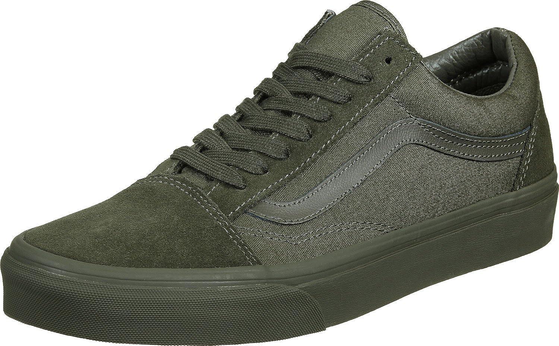 Vans Shoes – Old Skool (Mono) Ivy green