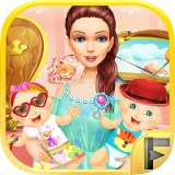 elsa baby games - My Twins Newborn Baby Maternity Doctor Surgery Game Free Games For Kids