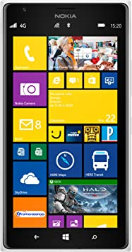 Nokia Lumia 1520 - Smartphone Libre Windows Phone (Pantalla 6 ...