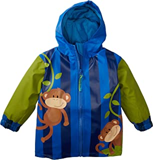 Monkey Rain Coat by Stephen Joseph - SJ8699, Five/Six