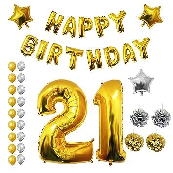 Amazon Happy Birthday Party Balloons Supplies Decorations