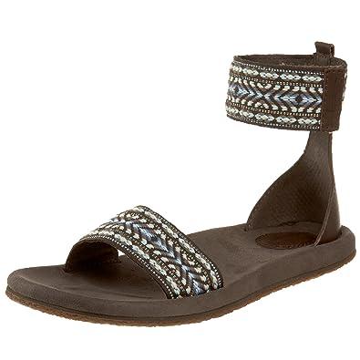 44853689a892f7 Teva Women s Anna Sandal Earth 4221 3.5 UK  Amazon.co.uk  Shoes   Bags