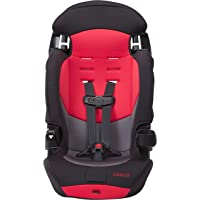 Cosco Finale DX 2-in-1 Combination Booster Car Seat, Cherry Saucy-Tomato, One Size