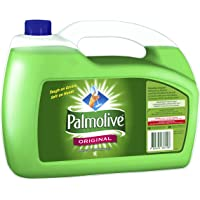 Palmolive Regular Biodegradable Dishwashing Liquid Original Value Refill Pack, 5L