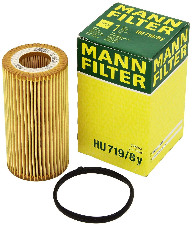 Mann+Hummel HU7198Y Filtro dell'olio MANN & HUMMEL GMBH HU719/8Y