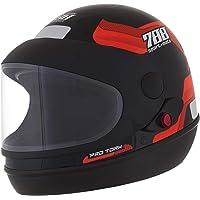 Pro Tork Capacete Sport Moto 788 58 Preto/Laranja