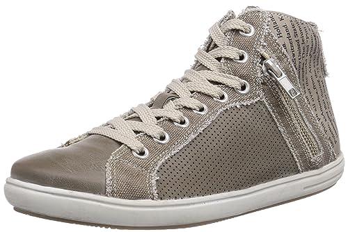 Rieker Kinder K3079 Mädchen Hohe Sneakers