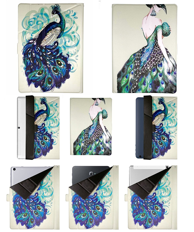 Lovewlb Tablet Custodia per Majestic Tab-411 3g Custodia Pelle Stand Case Cover SN