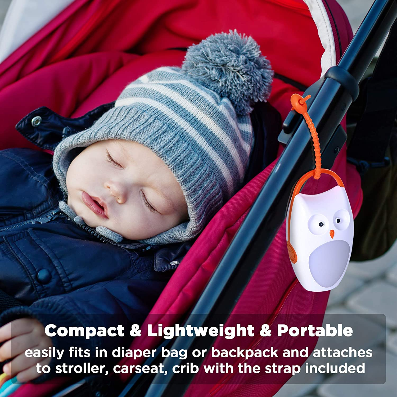 Amazon.com: sycces portátil bebé chupete de sueño, Lullaby ...