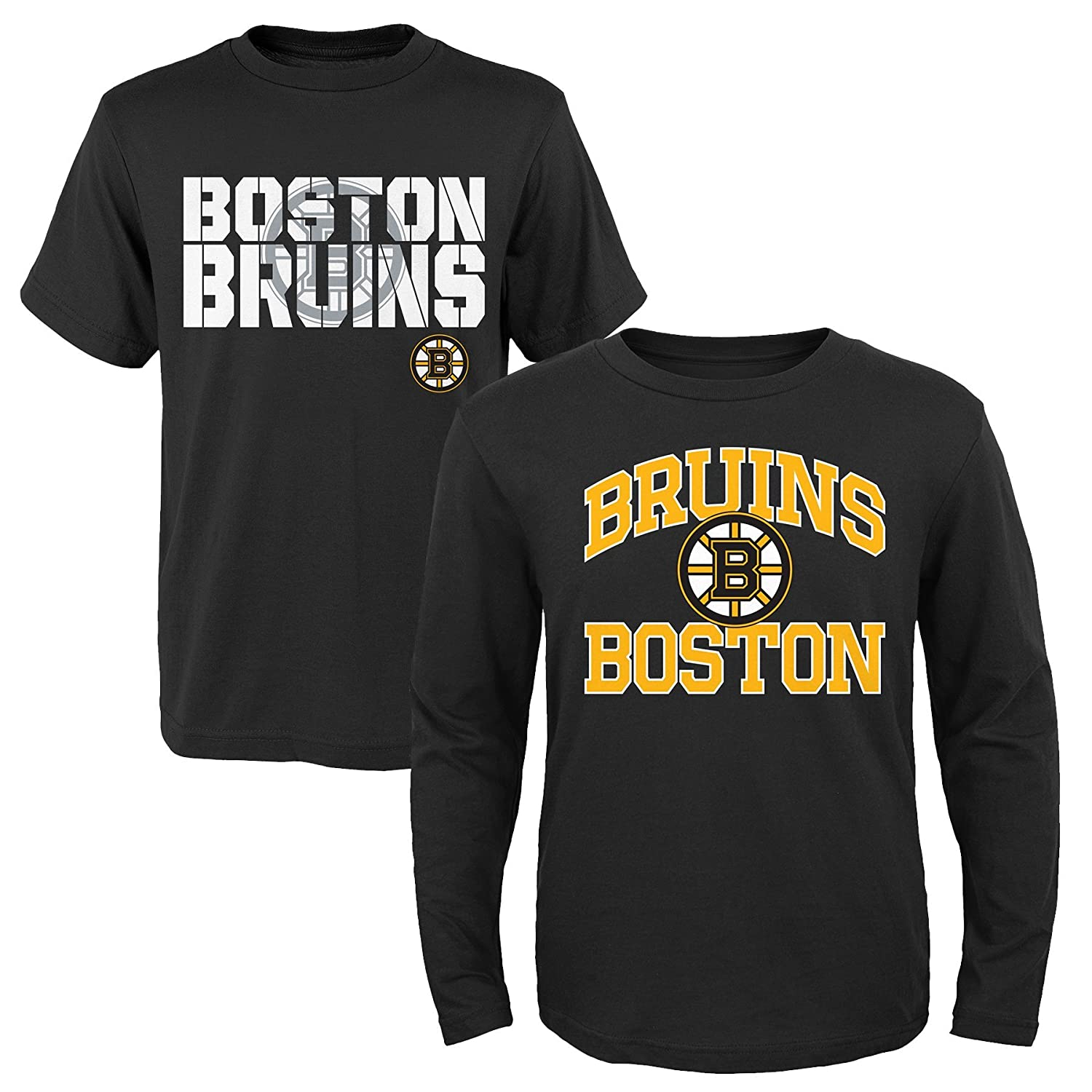 魅力の NHLユースBoys 8 – 20 20 8 Bruins 2piece Long &半袖Tシャツセット – Large Boston Bruins B01M0HWUAH, カミイソグン:1f7fe864 --- a0267596.xsph.ru