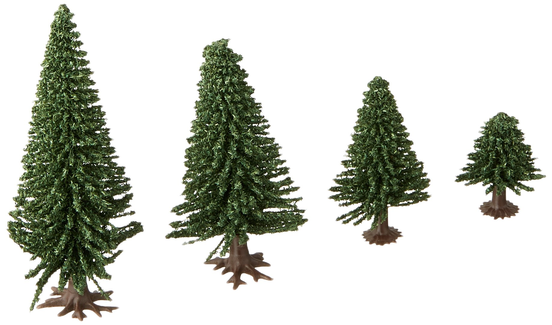 Noch 32920 Fir Trees 3.5-9Cm 10/ N,Z Scale  Model Kit