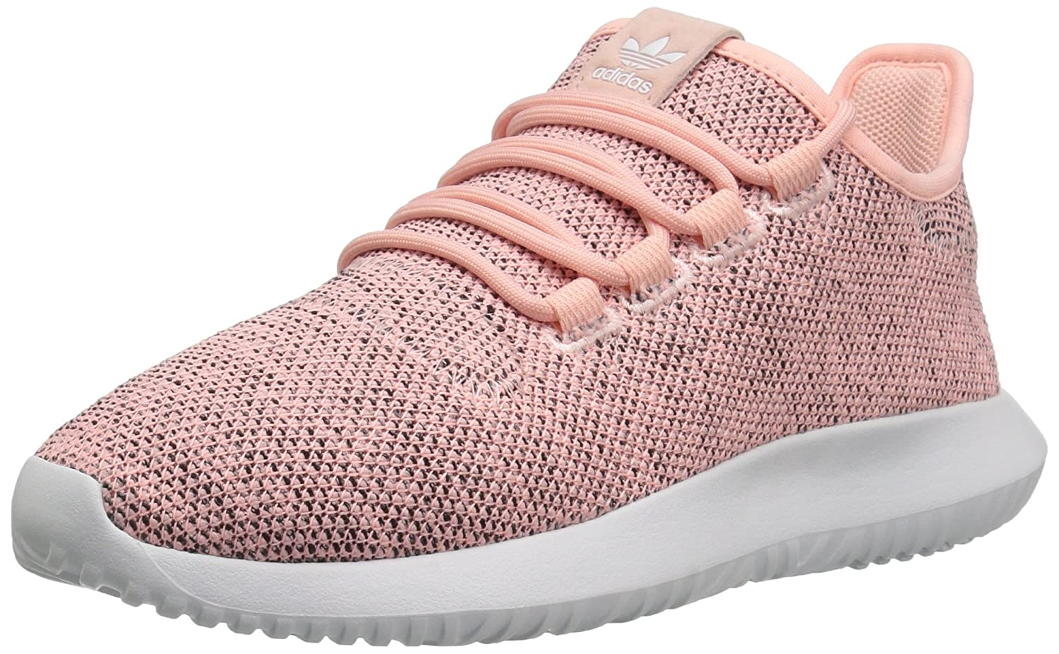 adidas Originals Women's Tubular Shadow W Fashion Sneaker B01LZM7ZPP 9 B(M) US|Haze Coral/Light Onix/Black