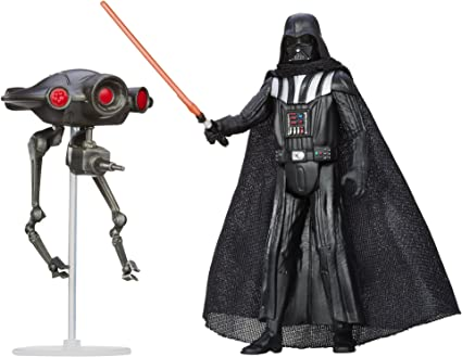 DARTH VADER Star Wars Force Link 2.0 Imperial Probe Droid 2-pack 3.75 inch