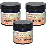 Motherlove Diaper Rash & Thrush Salve - 1 oz. (3 Pack)